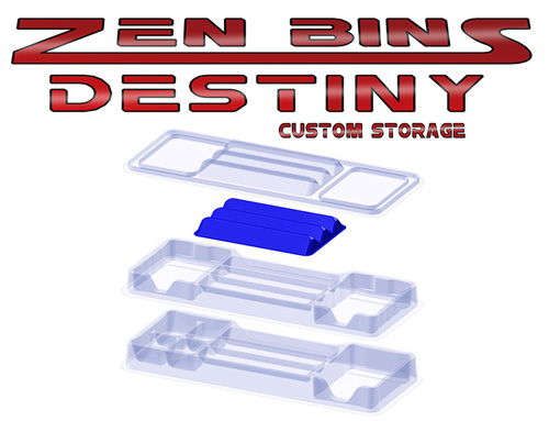 Zen Bins Destiny Custom Storage