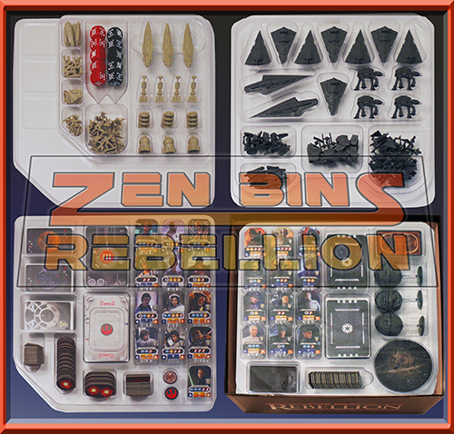Zen Bins Rebellion Top View