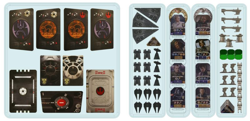 Rebellion Rise of the Empire Inserts